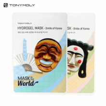 TONYMOLY Mask In The World Hydrogel Mask 30g, TONYMOLY