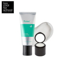 TOO COOL FOR SCHOOL Rules Of Pore Get Ready Dual Primer(Primer 50ml+Primer Balm 1.5g), TOO COOL FOR SCHOOL