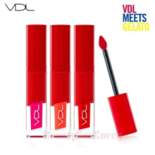 VDL Expert Color Lip Cube Fluid Tattoo 4g, VDL,Beauty Box Korea