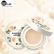 W.LAB Blossom White Cushion SPF50+ PA+++ 15g, W.LAB