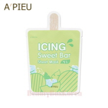 A'PIEU Icing Sweet Bar Sheet Mask 21g,Beauty Box Korea