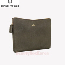 CURRENT MOOD Mood Bag Clutch Khaki, CURRENT MOOD