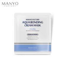 MANYO FACTORY Aqua Bonding Cream Mask(Xylitol) 21ml, MANYO FACTORY