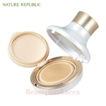 NATURE REPUBLIC Ginseng Royal Silk Cover Tension Foundation 12g,Beauty Box Korea