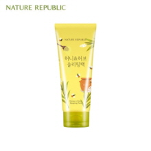 NATURE REPUBLIC Honey&Herb Sleeping Pack 155ml, NATURE REPUBLIC