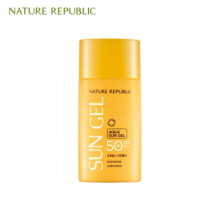 NATURE REPUBLIC Provence Calendula Aqua Sun Gel SPF50+PA+++ 60ml, NATURE REPUBLIC
