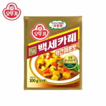 OTTOGI Bekse Curry (Medium) 100g, OTTOGI