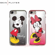 SKIN PLAYER 4Items Disney Gradation Mirror Phone Case