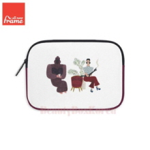 ALL NEW FRAME Teatime iPad Mini Sleeve (Tablet Pouch) 1ea,ALL NEW FRAM ,Beauty Box Korea