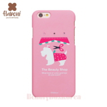 FLABONI The Beauty Shop Skinny Case Flower Pink,Beauty Box Korea