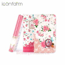 ICONFARM 4Items Garden Diary Phone Case