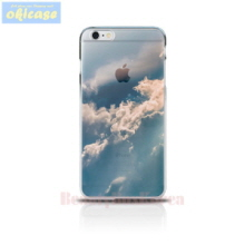 OKICASE Jelly Phone Case Cloud,Beauty Box Korea