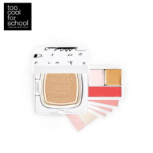 TOO COOL FOR SCHOOL Dinoplatz U.F.O Multibox(BB foundation 12g+Primer balm 0.8g+Concealer 0.5g+Lip & Chick 1.1g), TOO COOL FOR SCHOOL