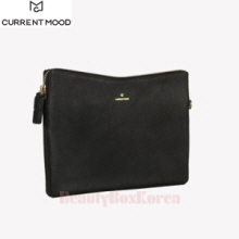 CURRENT MOOD Mood Bag Clutch Black, CURRENT MOOD
