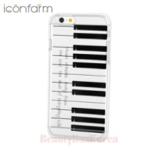 ICONFARM Pianist Air Jelly Phone Case