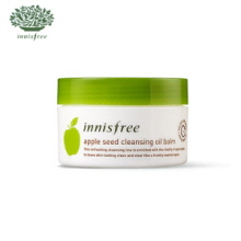INNISFREE Apple Seed Cleansing Oil Balm 80ml, INNISFREE