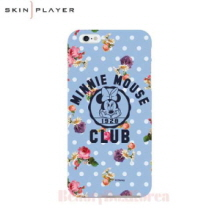 SKIN PLAYER 6Items Disney Spring Flower Slim Fit Phone Case