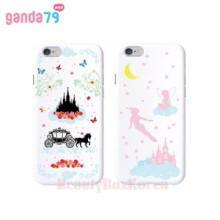GANDA79 6Items Fairy Tale Jelly Phone Case