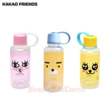 KAKAO FRIENDS Water Easy Bottle 380ml 1ea,Reelfang,Beauty Box Korea