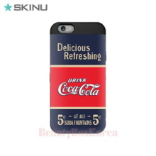 SKINU Coca Cola Card Bumper Phone Case 1910,Beauty Box Korea
