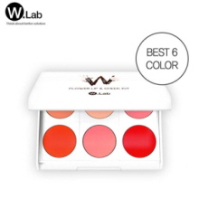 W.LAB Flower Lip & Cheek Kit 3g, W.LAB