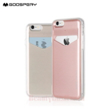 GOOSPERY 6Items Slim Plus S Bumper Phone Case,Beauty Box Korea