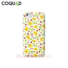 COQUAD Pokemon 2 Items Jelly Phone Case,Beauty Box Korea