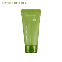 NATURE REPUBLIC Bamboo Charcoal Mud Pack 150g, NATURE REPUBLIC