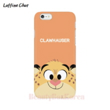 RAFFINE CHAT Zootopia Clawhauser Hard Phonecase,RAFFINE CHAT,Beauty Box Korea
