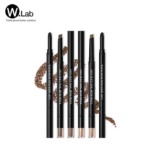 W.LAB Quick Dual Brow Pencil (Pencil 0.18g Powder 0.5g), TOO COOL FOR SCHOOL