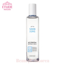 ETUDE HOUSE Soon Jung PH 5.5 Relief Toner 180ml,Beauty Box Korea