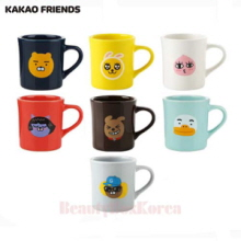 KAKAO FRIENDS Signature Mug Cup 1ea,Beauty Box Korea