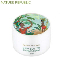 NATURE REPUBLIC Shea Butter Steam Cream 100ml, NATURE REPUBLIC