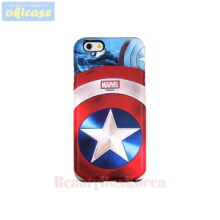 OKICASE Marvel Avengers Silicone Bumper Phone Case Shield