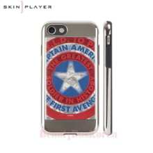 SKIN PLAYER 2Items Marvel 75th Anniversary Phone Case,SKIN PLAYER,Beauty Box Korea