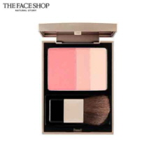 THE FACE SHOP Signature Blusher Highlighter 6g, THE FACE SHOP