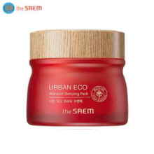 THE SAEM Urban Eco Waratah Sleeping Pack 80ml, THE SAEM