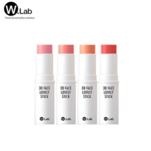 W.LAB 3D Face Lovely Stick 11g, W.LAB