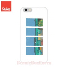ALL NEW FRAME Ocean View Cafe Hard Phone Case 1ea,Beauty Box Korea