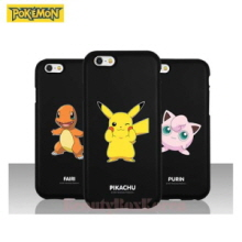 POCKETMON 8Items Black Edition Double Bumper Phone Case