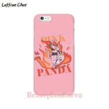 RAFFINE CHAT Pink Panther Rider Pink Tough Phonecase, RAFFINE CHAT
