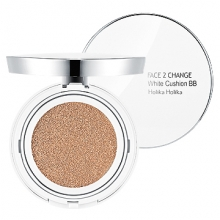 HOLIKAHOLIKA Face 2 Change White Cushion BB 20g, HOLIKAHOLIKA