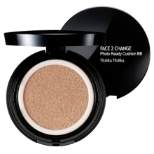 {Free Gift-Refill 20g} HOLIKAHOLIKA Face 2 Change Photo Ready Cushion BB 20g, HOLIKAHOLIKA