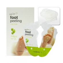 THE FACE SHOP Smile Foot peeling(Sheet), THE FACE SHOP