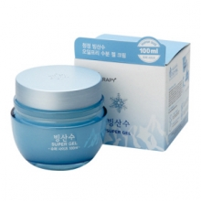 THE FACE SHOP Arsainte Eco-Theraphy Crystal Water Super Gel 100ml, THE FACE SHOP