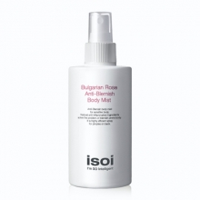 ISOI Bulgarian Rose Anti Blemish Body Mist 200ml, Own label brand