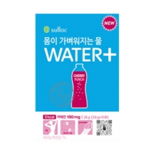 OSULLOC Lighter Body Water+ Happy Sweet 30Sticks, O'SULLOC