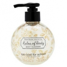 TOO COOL FOR SCHOOL Sheabutter Nourishing Body Cleanser 240ml, TOO COOL FOR SCHOOL