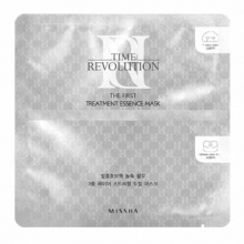 MISSHA Time Revolution The First Treatment Essence Mask 33ml(15ml+18ml), MISSHA