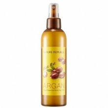 NATURE REPUBLIC Argan Essential Moist Hair Mist 220ml, NATURE REPUBLIC